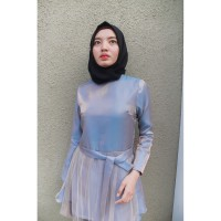 On The Go Top - #Markamarie - Modest Fashion , Busana Muslim