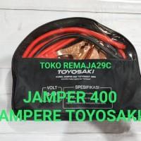 Kabel Jamper Aki Mobil / Truk Jumper Aki 400 Amper 2.5 mtr pjg