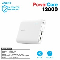 Anker Powerbank Powercore 130000mAh -A1215h21