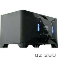 Speaker Dazumba Onepe DZ260 - USB + Radio