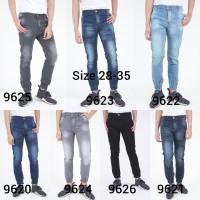 Celana Panjang Pria Jogger Jeans Strecth Premium