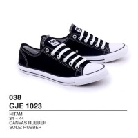 Sepatu sneakers pria casual original Garsel GJE 1023