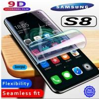 Hydrogel Pelindung Full layar For Samsung Galaxy S 8 s8