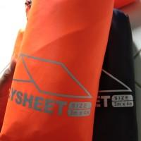 tenda flysheet bahan anti air 3x4