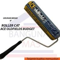 "KUAS ROLL CAT ACE / ROLL KUAS ACE BUDGET 9 ( sumbu putar 10mm 3/8 "")"