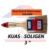 KUAS CAT / KUAS SOLIGEN / KUAS SOLIGEN K820 / KUAS 3 (3 inch )