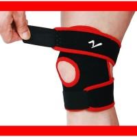 Kneepad Untuk Basket, Sepeda, Jogging / Knee Support / Deker Lutut