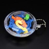 Mainan Game 3D Mini Maze Ball Puzzle / Bola Labirin
