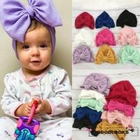 Terbaik Hgl Bandana Pita Warna Permen untuk Aksesoris Rambut Bayi /
