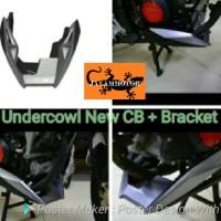 Ready Undercowl Resmi Honda New CB 150R 150 R CB150R Streetfire Fac
