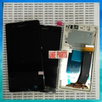 Lcd Touchscreen Sony Xperia Z C6602 / C6603 Frame