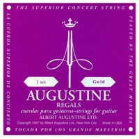 Augustine Classical Guitar String Regals gold