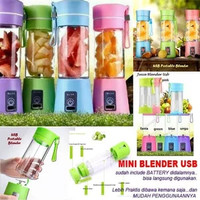 Blender Juice CUP Mini Portable Rechargeable