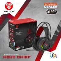Headphone Gaming Fantech HG20 Chief II - Headset RGB HG 20