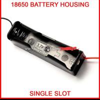 rumah single 1 baterai 18650 kipas portable lampu emergency bagus