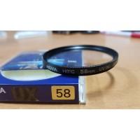 Filter HOYA HMV UV n 58mm