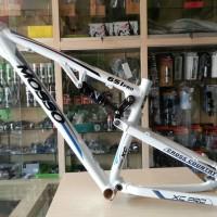 frame mosso alloy 651 pro putih sepeda asli taiwan