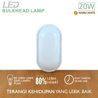 WEITECH LAMPU DINDING LED LAMPU TAHAN LEMBAB LAMPU OUTDOOR B3200 20WAT