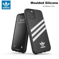 Case iPhone 11 Pro Adidas Originals Moulded Soft Case - Black White