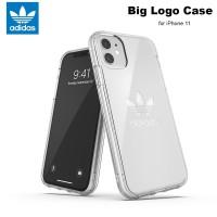 Case iPhone 11 Adidas Originals Big Logo Soft Case - Clear