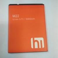 Baterai Himax M22/HTWO/battrey/batrai/batre hp/ori