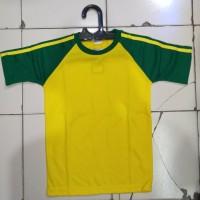 Kaos olahraga anak / seragam olahraga SD