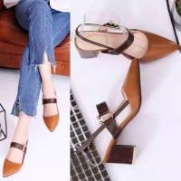 Sepatu Wanita Hak Chunky Sephia HT71
