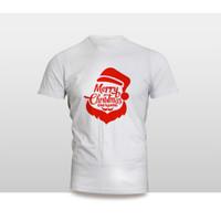 Kaos Baju Pakaian NATAL MERRY CRISTMAS SANTA