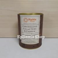 Pipiltin Cocoa Caramelized Cacao Nibs & Cashew 150 gr Cokelat Pipiltin
