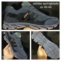 Adidas Springblade New. Sepatu Sport Original. Sepatu Pria