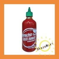 Sriracha Pantai/ Chili Sauce/ Saus sambal/ Thailand sauce 435ml