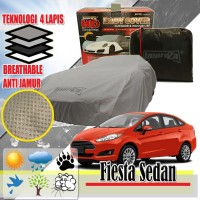 Cover Mobil Outdoor Ford Fiesta Sedan IMPREZA HD - PREMIUM 4 LAPIS