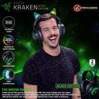 Razer Kraken Kitty Black Edition RGB THX 7.1 USB Gaming Headset