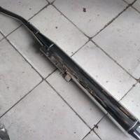 KNALPOT ASSY HONDA C700 / C800. Knalpot motor standard
