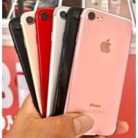 iPHONE 7 128GB ORIGINAL Mulus Fullset