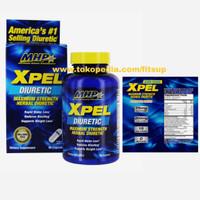 MHP Xpel 80caps Xpel 80caps diuretic diet herbal obat diet sehat fat
