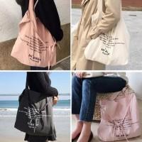 Tas Bahu Wanita Import Murah Branded MOITEXT TOTEBAG