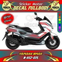 DECAL STIKER MOTOR FULL BODY YAMAHA NMAX N-X12-015