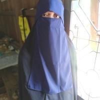 niqab poni