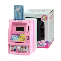 ATM Bank Mini Hello Kity Mainan ATM