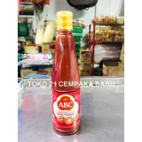 ABC SAUS TOMAT Botol 275 ml | ABC Saos Sambal Tomat 275ml Murah Promo