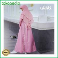 Baju Muslim Gamis Syari Busui Katun Toyobo UKHTI U 37 - Gamis Pesta