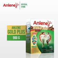 Anlene Gold Plus Chocolate 900gr