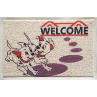 Keset Welcome Dog Dalmation C12