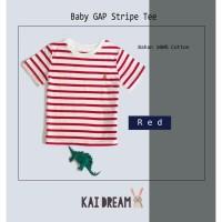 Baju Anak Laki - Kaos Stripe Anak #Baby GAP Boys