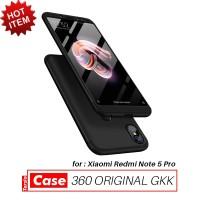 Luxxy Xiaomi Redmi Note 5 pro Case 360
