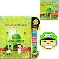mainan anak muslim buku pintar layar sentuh grab it fast