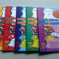 Buku Anak Islam Suka Membaca Edisi Revisi ECERAN PERJILID hobbies