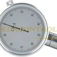 LX-A-2 Double Needle Pointer Type Portable Hardness Meter Tester Scle