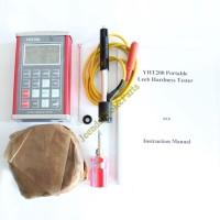 Brand New YHT200 Portable Rebound Leeb Hardness Tester Meter YHT-200